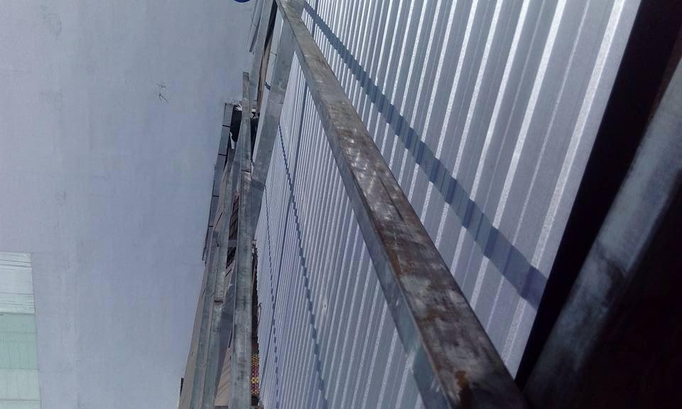 Thợ làm mái tôn tại tp hcm