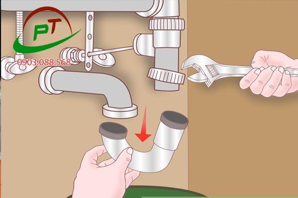 Thợ sửa vòi nước rửa bát tại nhà tphcm
