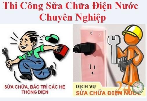 dịch vụ sửa điện tại nhà giá rẻ