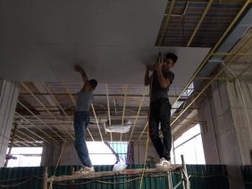 Sửa trần thạch cao, làm trần thạch cao tại quận 9