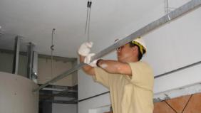 Thợ sửa trần thạch cao tại tphcm
