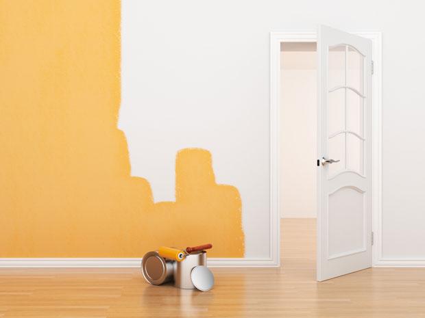 Dịch vụ sơn nhà đẹp trọn gói tại quận 12