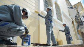 Dịch vụ sơn nhà quận tân phú