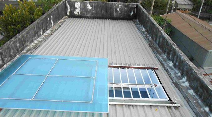 Dịch vụ sửa chữa mái tôn tại bình dương
