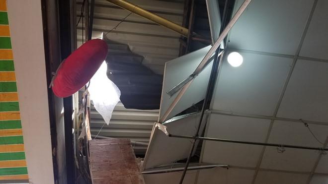 sửa chữa chống dột mái tôn tại quận 12