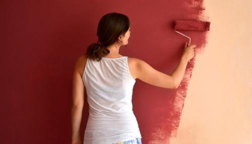 Thợ sơn nhà giá rẻ tại dĩ an