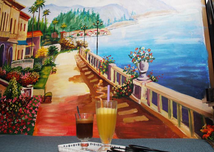 Dịch vụ vẽ tranh tường tại tphcm