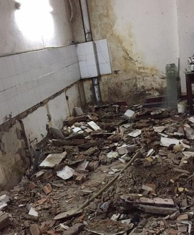 Sửa chữa nhà ở hẻm 345 trần hưng đạo quận 1