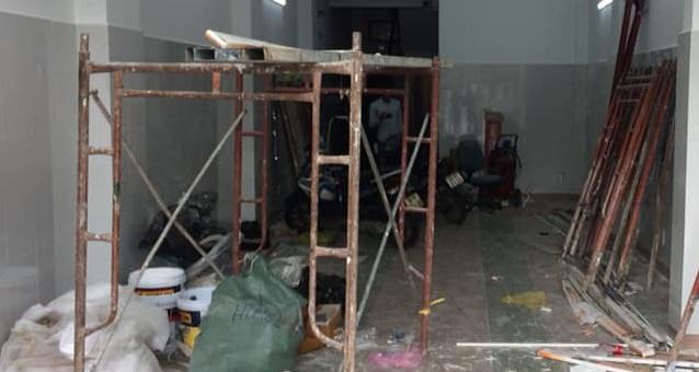 Công trình sơn nhà tại phú nhuận