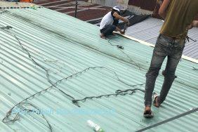 Công ty chống dột mái tôn tại tphcm