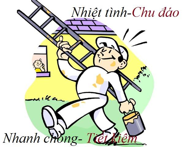 Dịch vụ sửa nhà tại tphcm